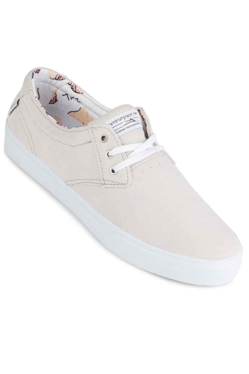 Lakai x Porous Daly Suede Chaussure (white)