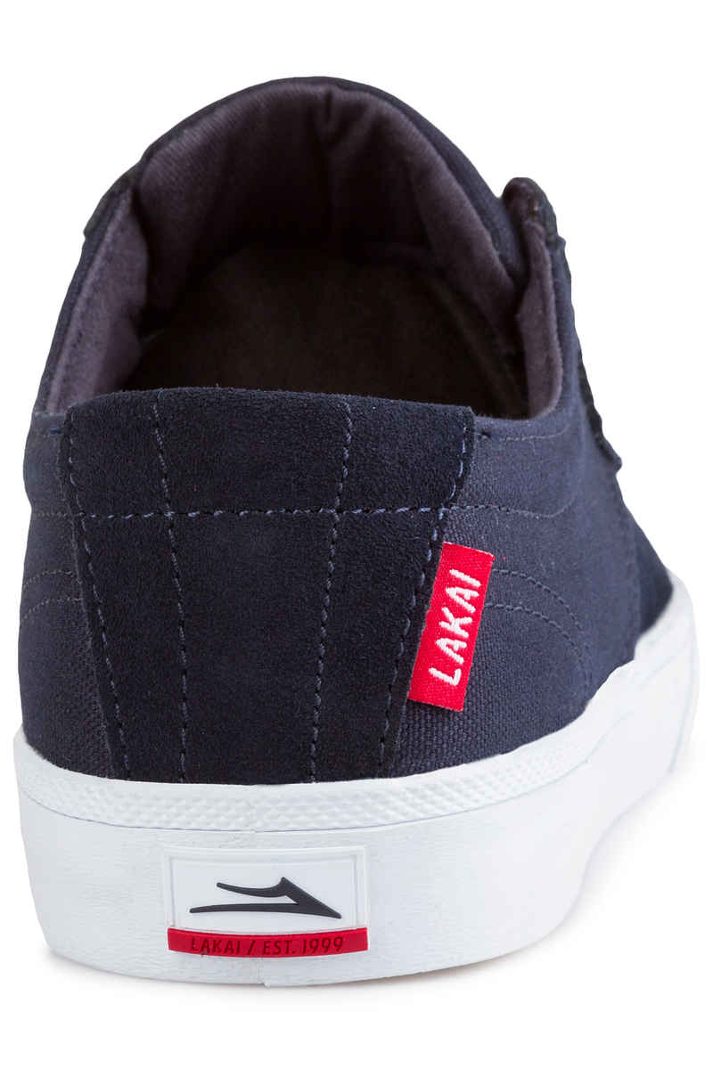 Lakai Daly Suede Shoes (navy)