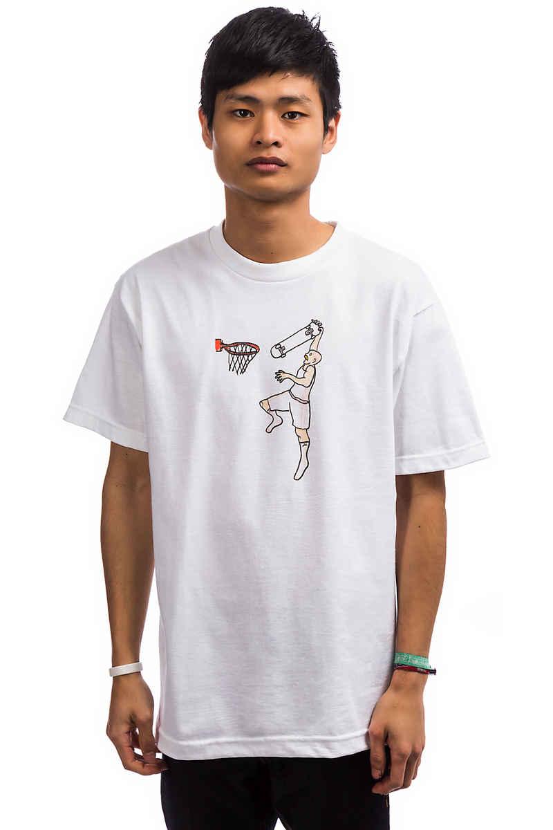 Lakai x Porous Flare Jordan Camiseta (white)