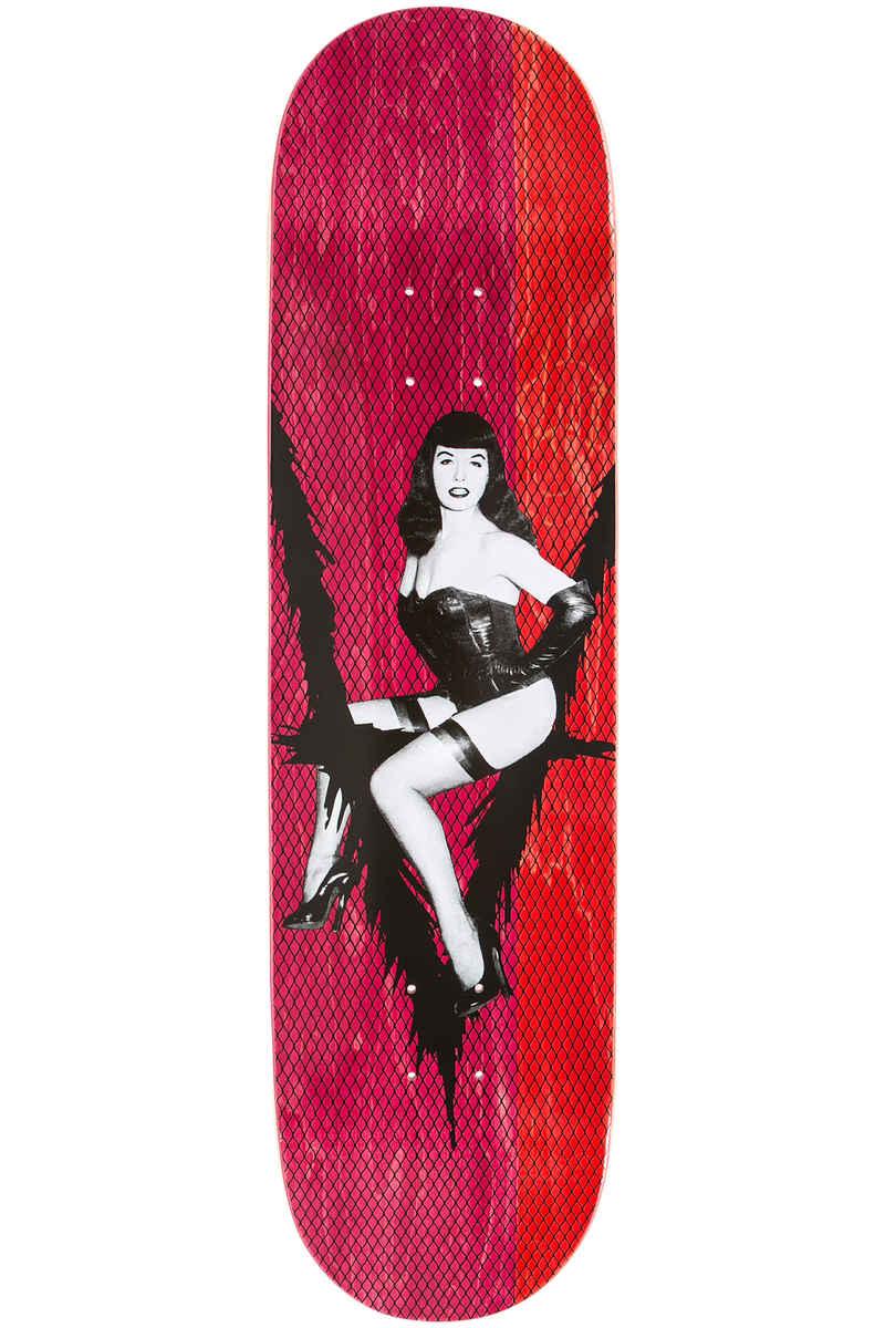 "Antiz Skateboards Mistress #1 8.5"" Deck (red)"