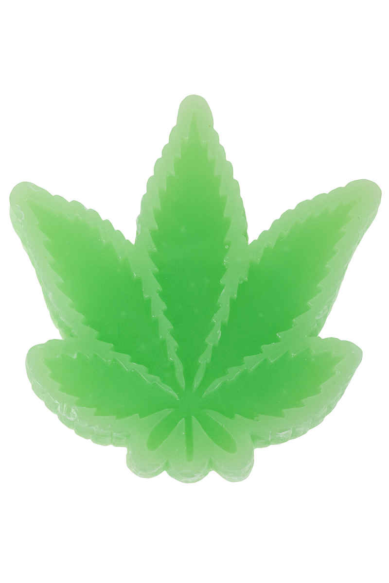 Skate Mental Weed Skatewax (green)