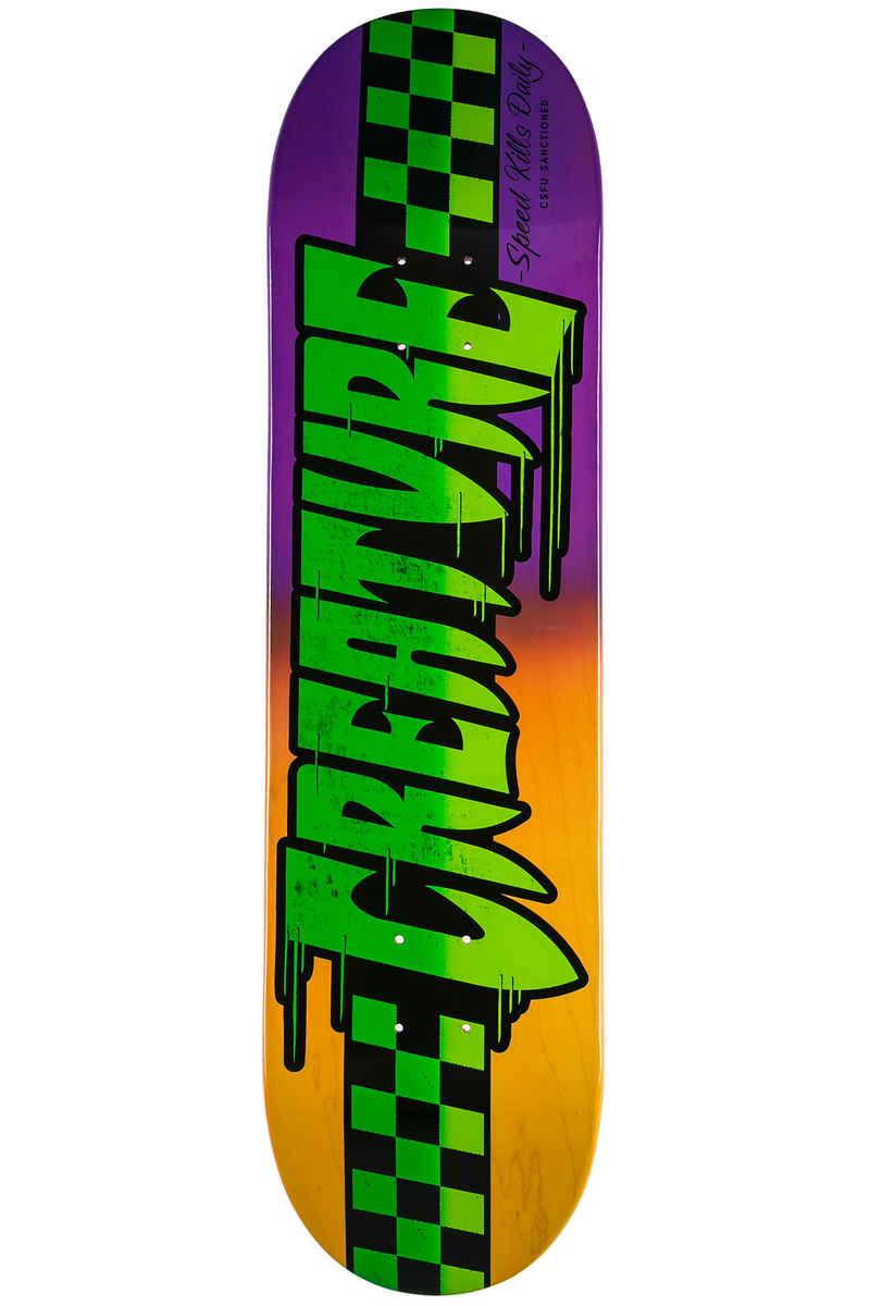"""Creature Team Logo Speedway 8.25"""" Deck (multi)"""