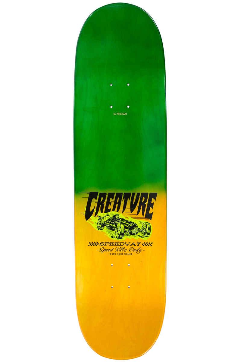 """Creature Team Logo Speedway 8.8"""" Deck (multi)"""