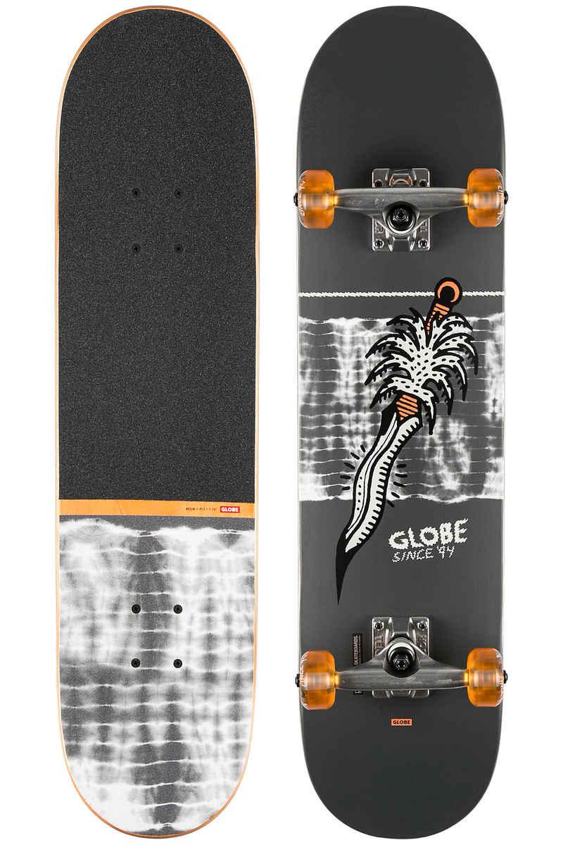 """Globe Palm Prick 7.75"""" Board-Complète (black coral)"""