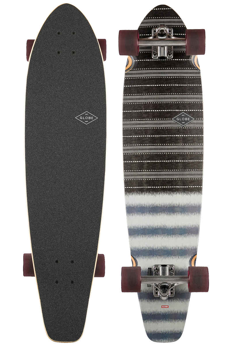 "Globe The All Time 36"" (91,4cm) Longboard-Complète (jacquard)"