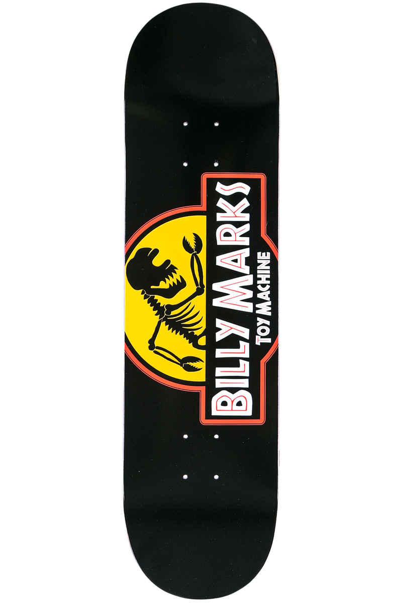 """Toy Machine Marks Jurassic Bill 8.25"""" Tabla (black)"""