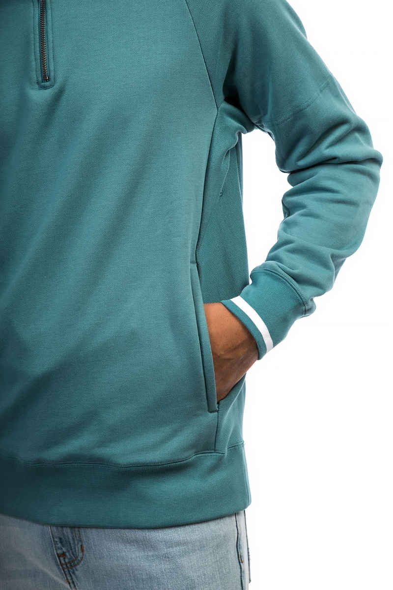 Nike SB Everett Mock Sweatshirt (noise aqua)