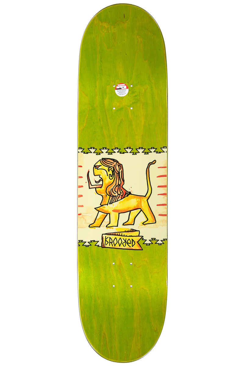 "Krooked Sandoval Mytikal 8.38"" Planche Skate (multi)"