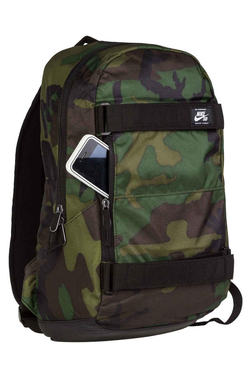 Nike SB Courthouse Backpack 24L (iguana black)