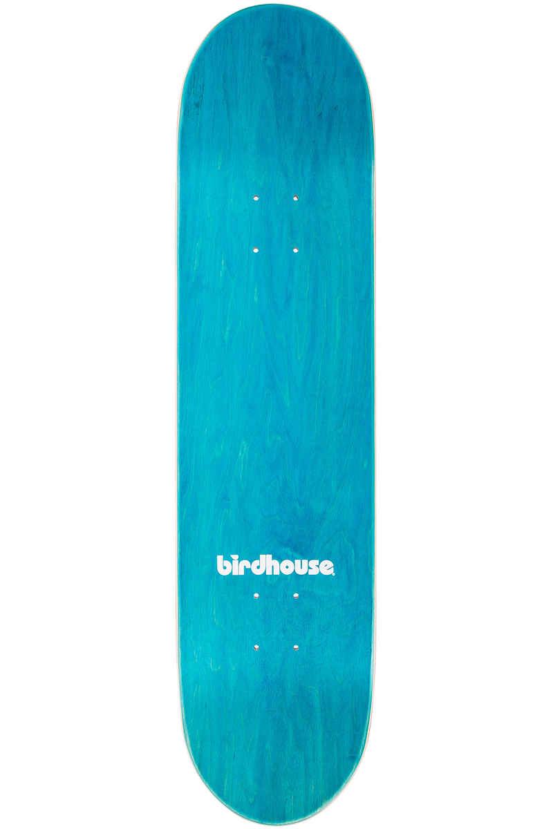 "Birdhouse Team 3D 8"" Deck (black)"