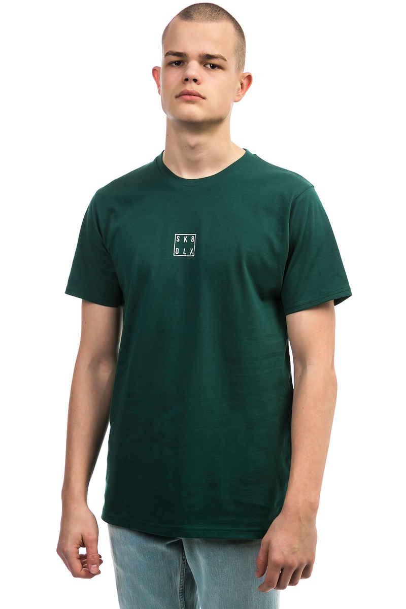 SK8DLX Square T-Shirt (kelly green)