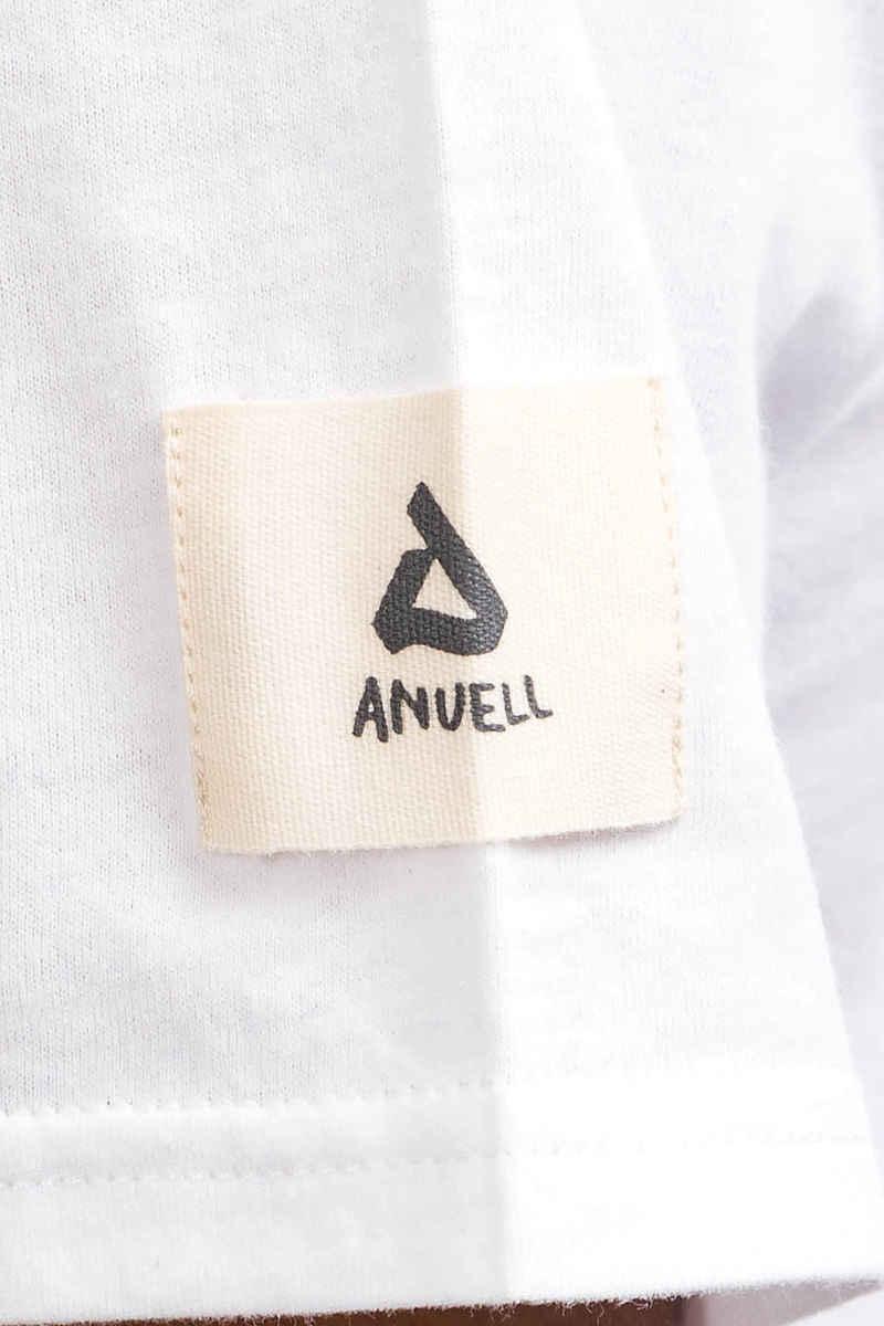 Anuell Martin T-Shirt (white melon)