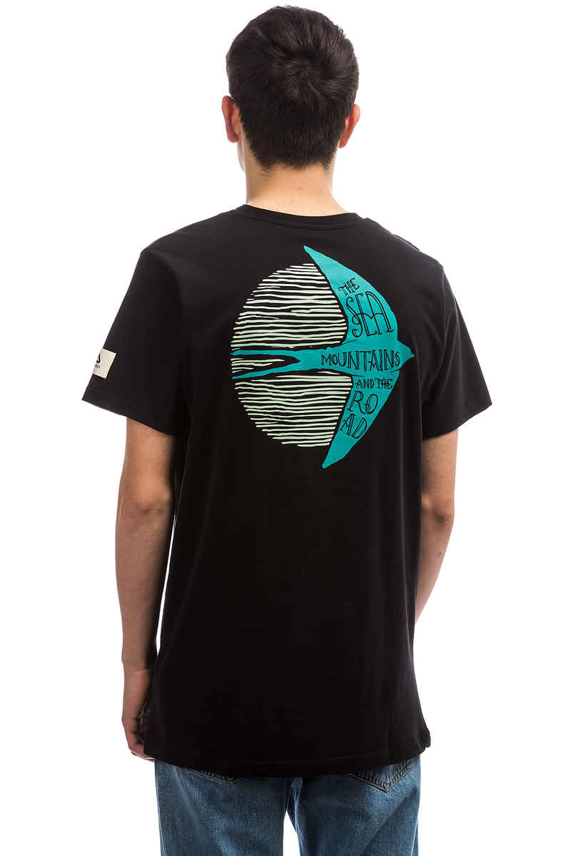 Anuell Martin T-Shirt (black mint)