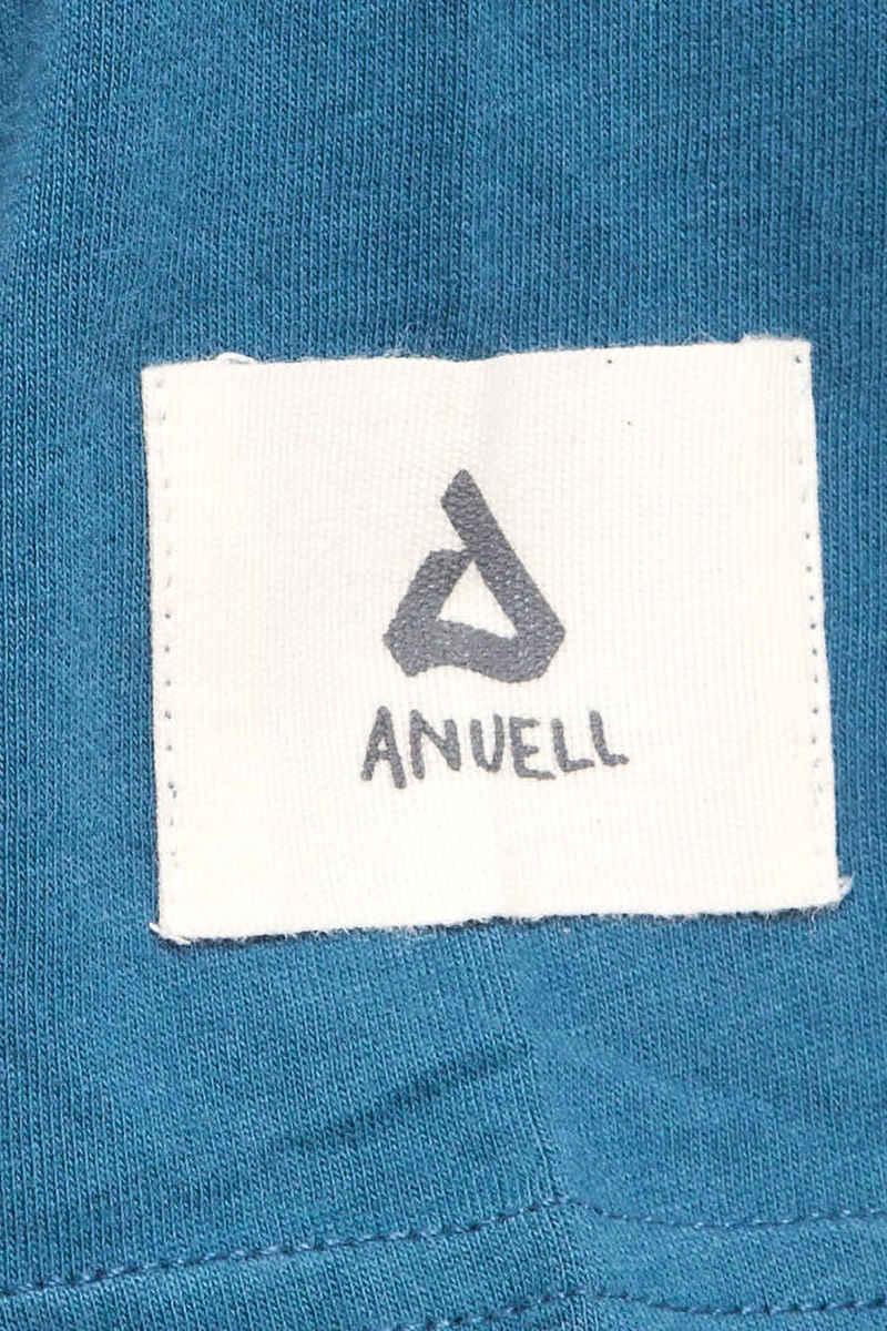Anuell Martin T-Shirt (teal)