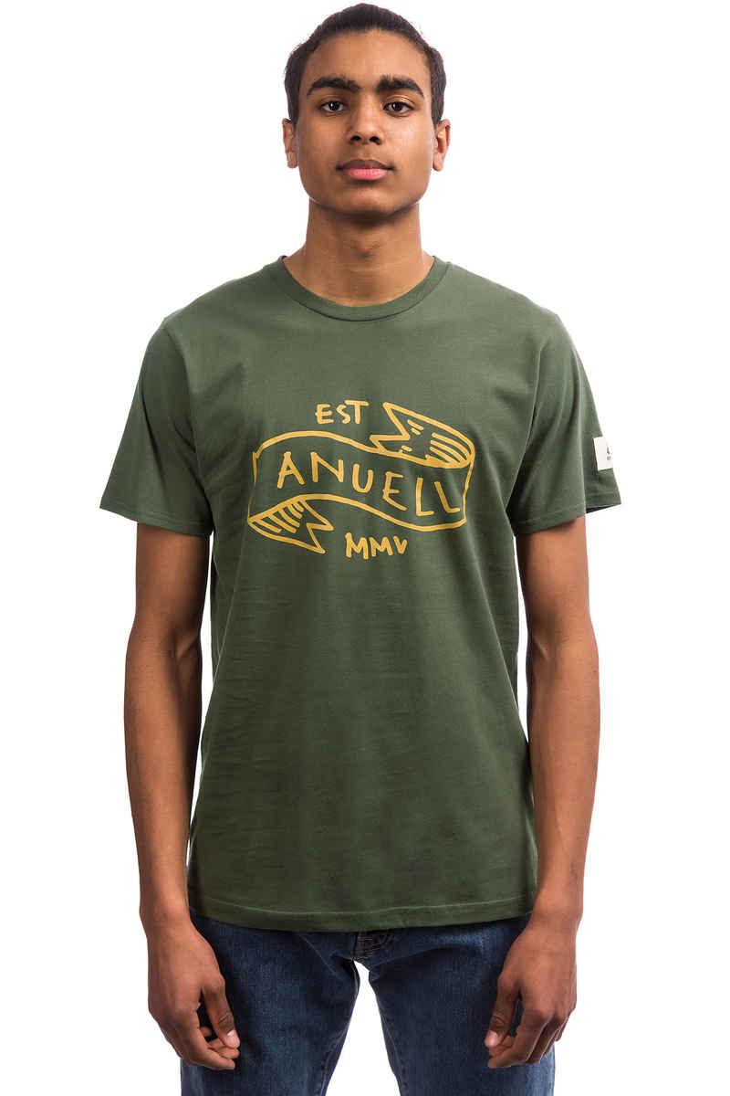 Anuell Henryer T-Shirt (olive)
