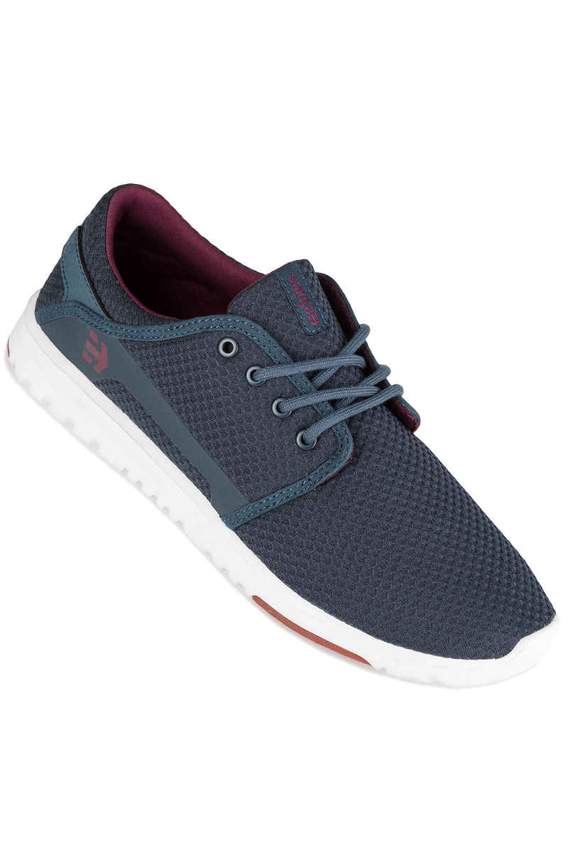 Etnies Scout Schuh (navy red)