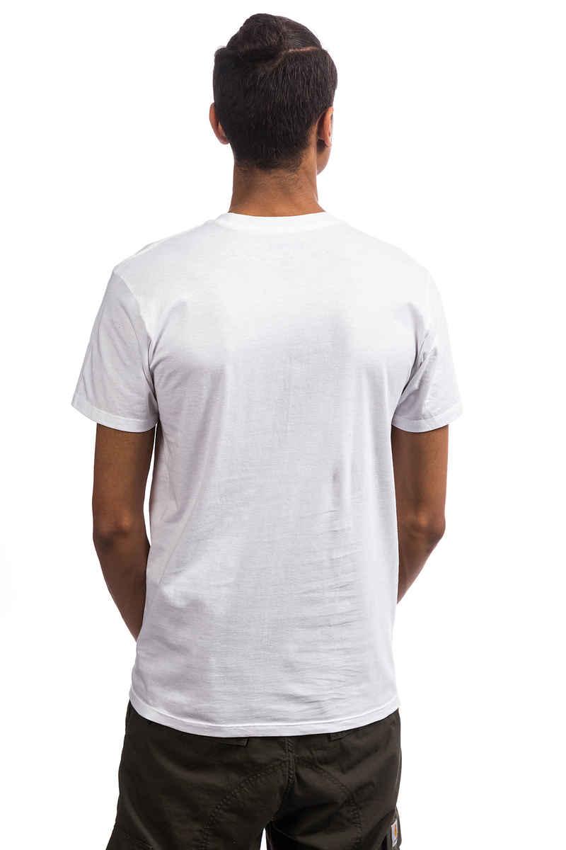 Etnies Wood Stack T-Shirt (white)
