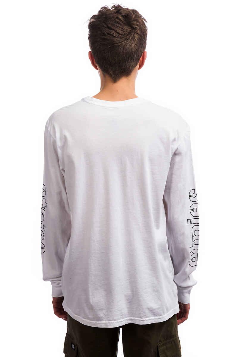Etnies Stencil Longsleeve (white)