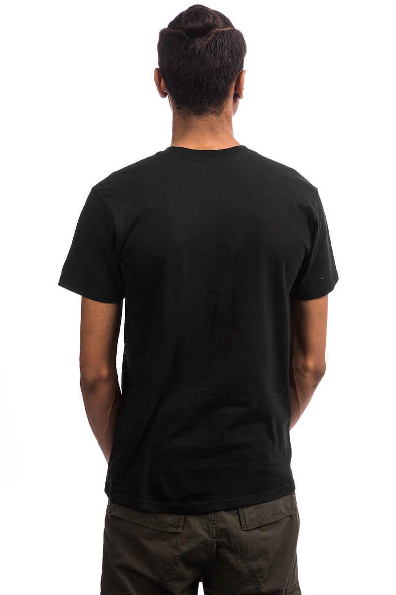 Etnies Stencil Crop T-Shirt (black)