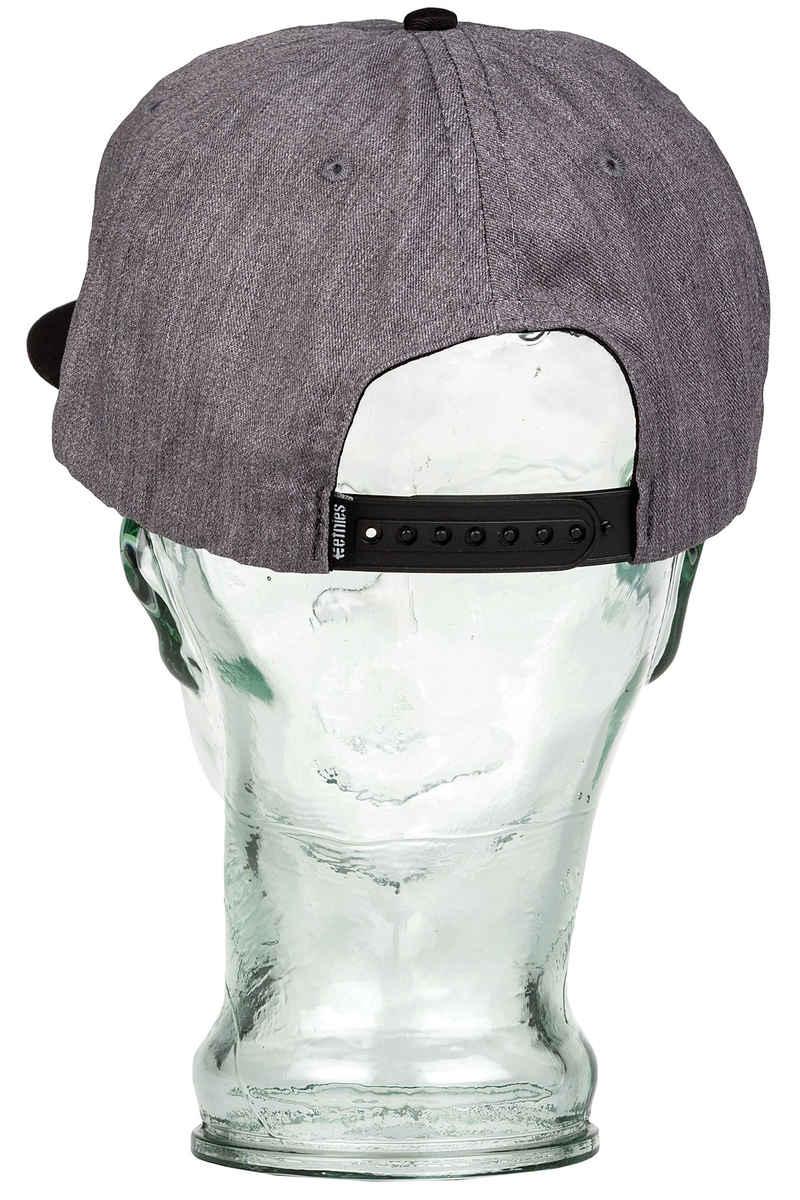 Etnies Tour Snapback Cap (black grey)