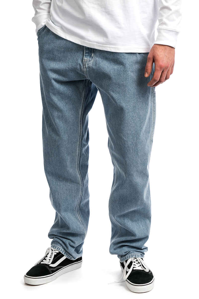 Carhartt WIP Ruck Single Knee Pant Norco Jeans (blue stone bleached)