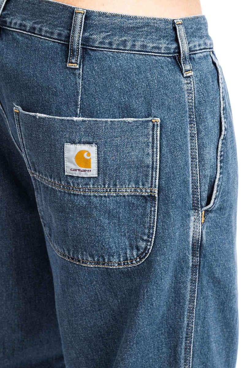 Carhartt WIP Abbott Pant Maverick Jeans (blue stone washed) kaufen bei skatedeluxe