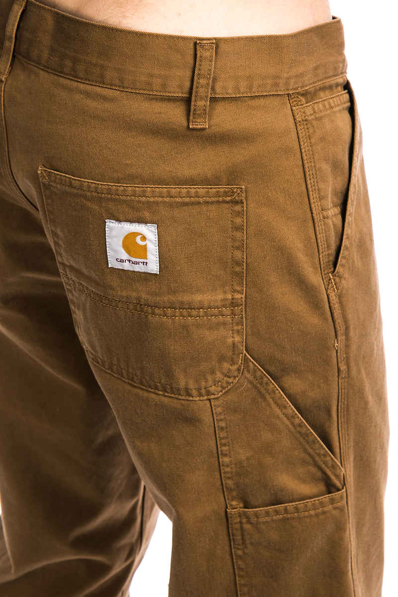Carhartt WIP Ruck Single Knee Pant Millington Jeans (hamilton brown stone washed)