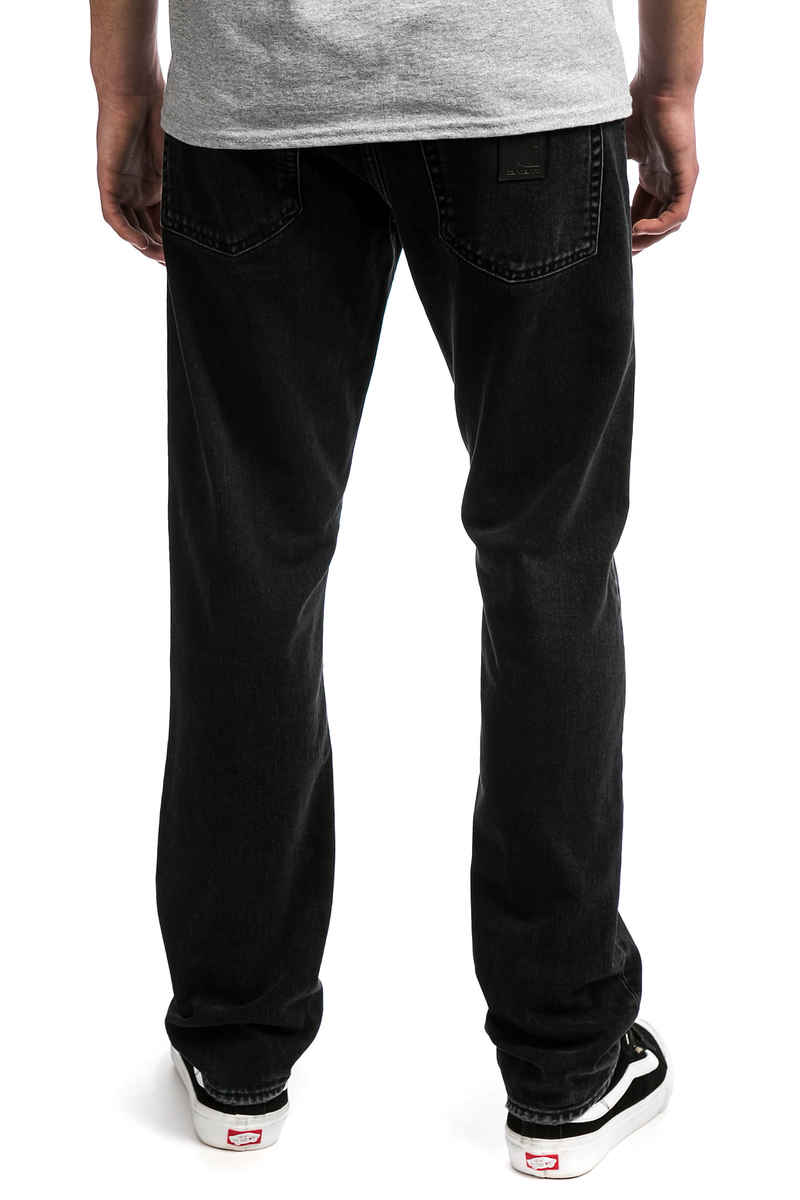 Carhartt WIP Klondike Pant Maitland Jeans (black stone washed ...