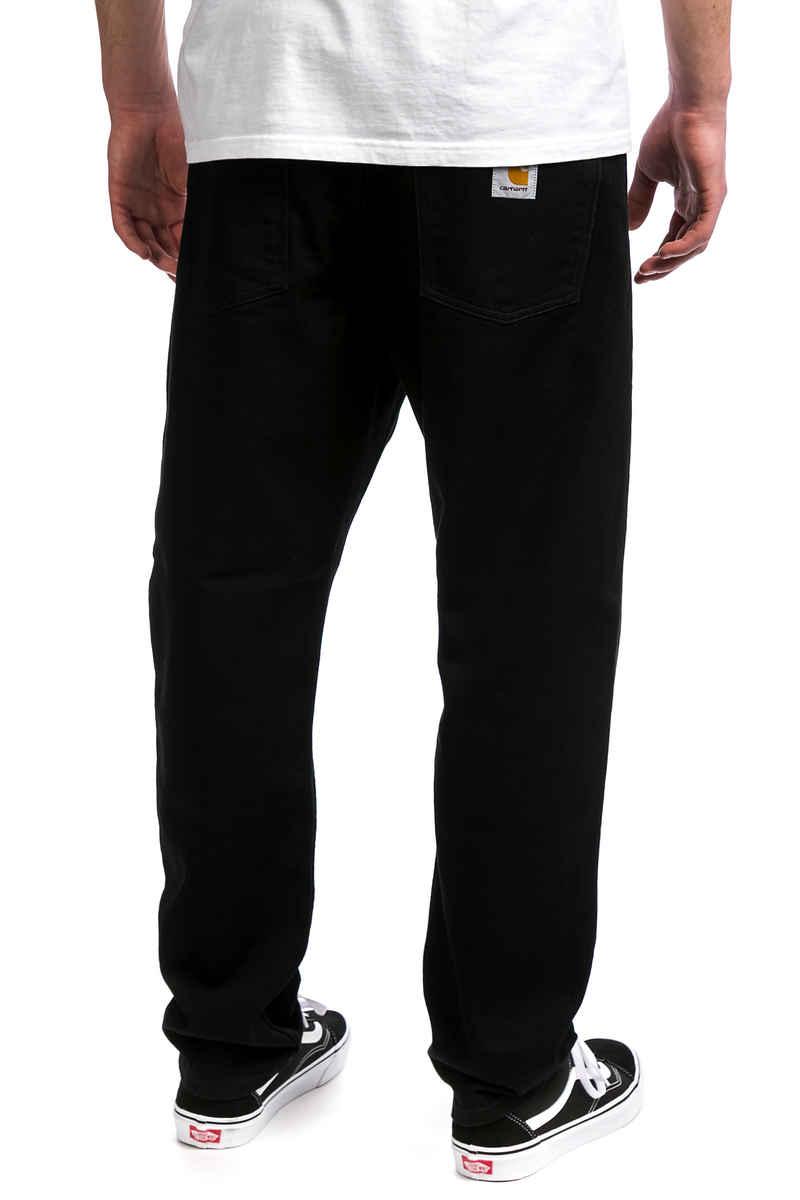 Carhartt WIP Newel Pant Maitland Jeans (black rinsed) kaufen bei ...