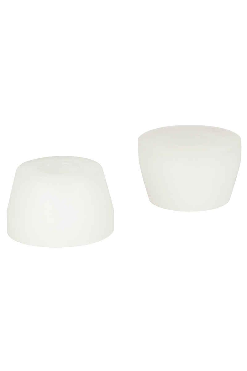 Sunrise Gummies Double Cone 93A Lenkgummi (clear white) 2er Pack