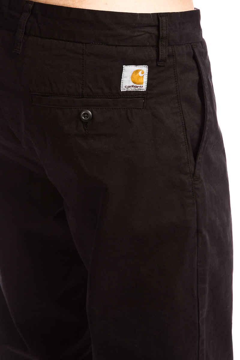 Carhartt WIP Johnson Pant Midvale Pantalones (black)