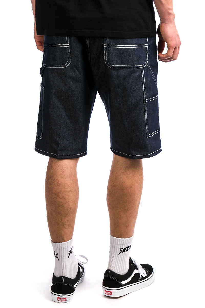 Carhartt WIP Ruck Single Knee Norco Shorts (blue rigid)