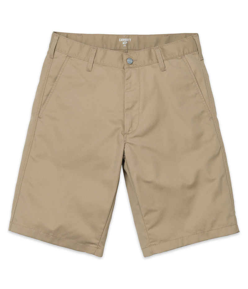 Carhartt WIP Presenter Dunmore Shorts (leather rinsed)