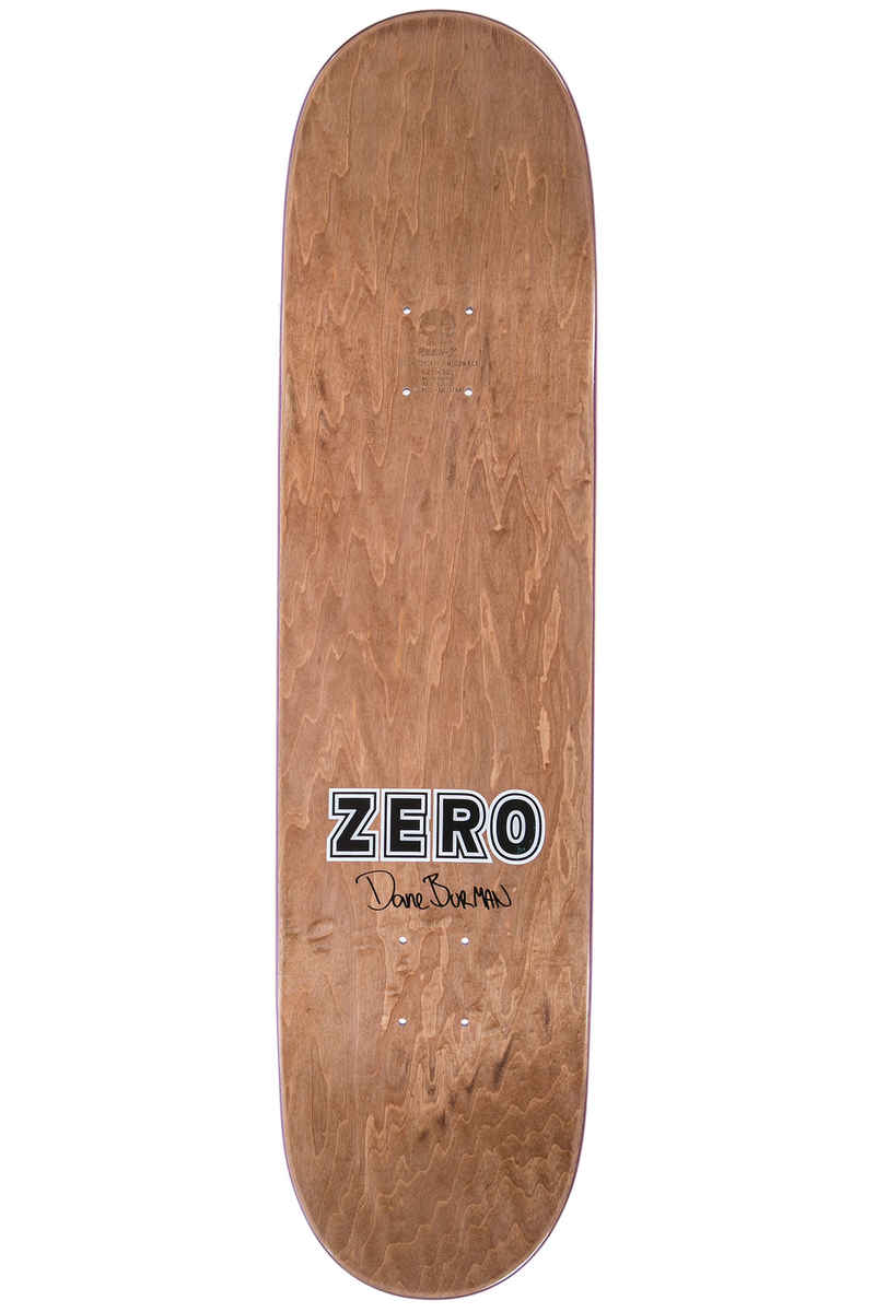 "Zero Burman Super Model 8.25"" Deck (multi)"