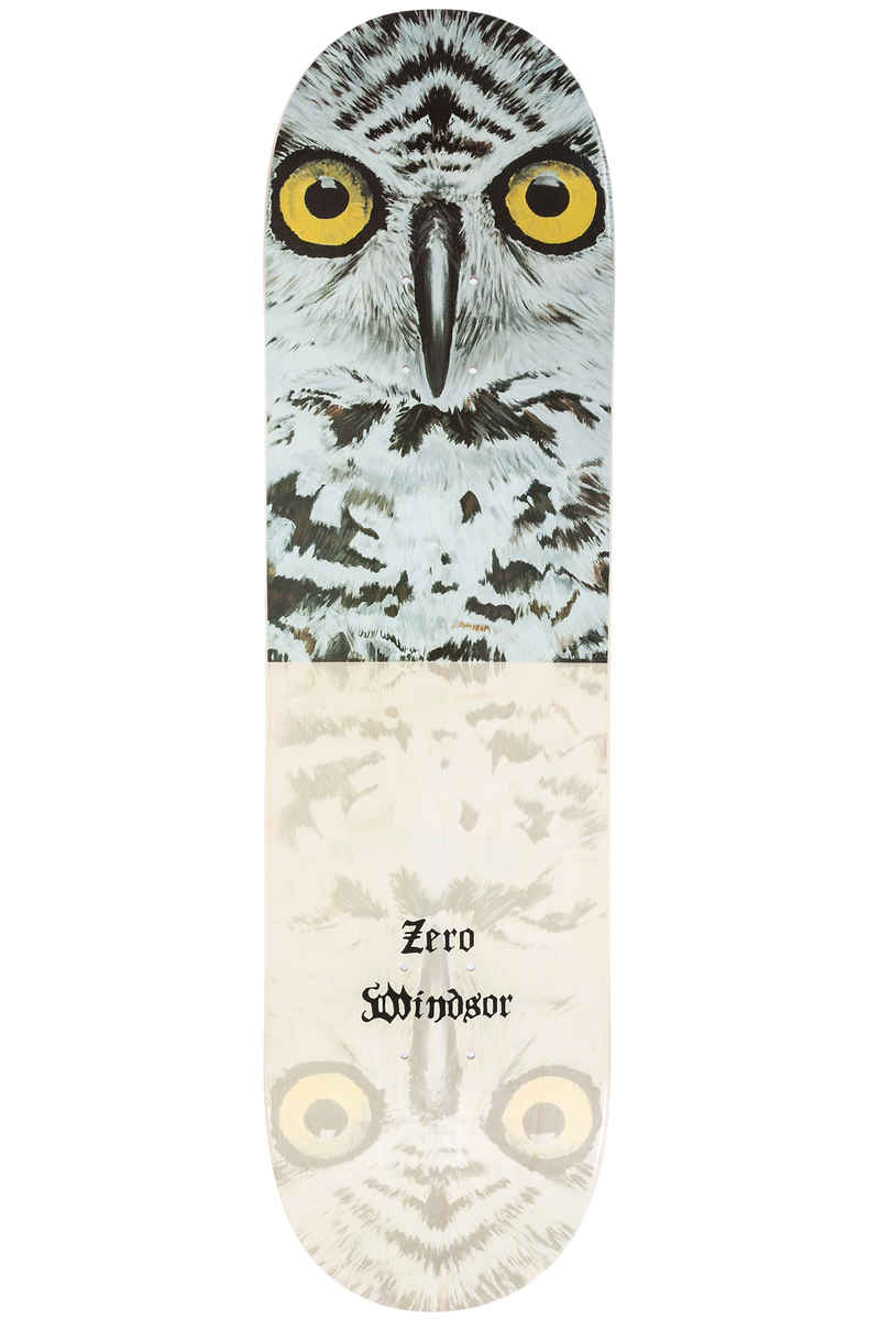 "Zero Windsor Owl Impact Light 8.375"" Deck (white)"