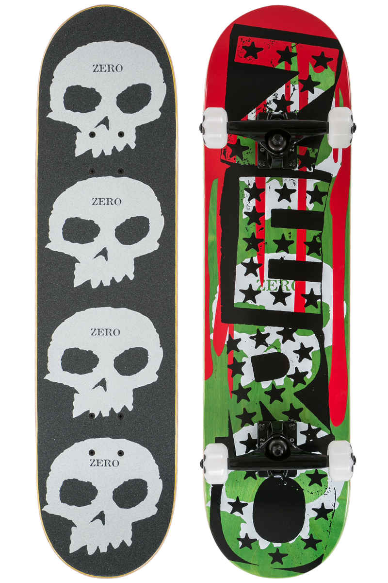 "Zero Mash Up 8"" Complete-Skateboard (multi)"