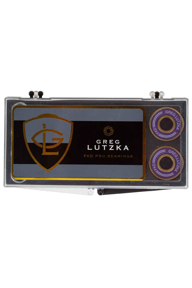 FKD Lutzka Pro Kugellager (gold purple)