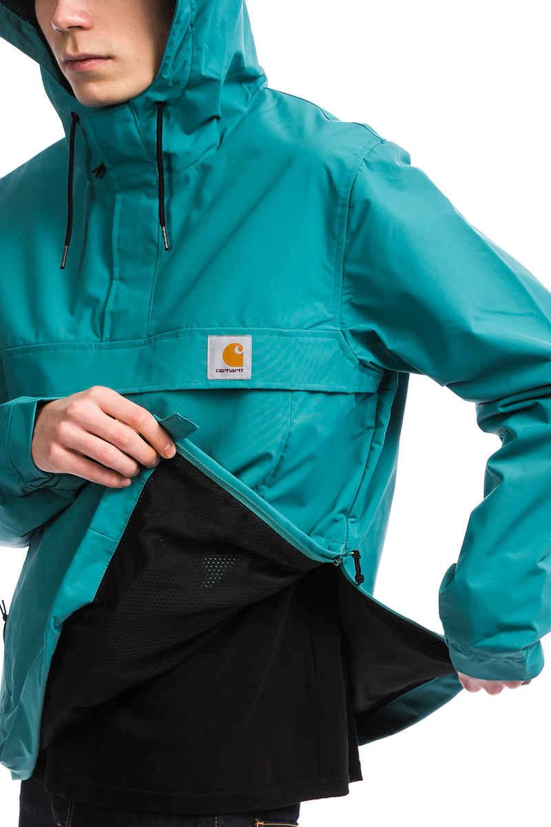 Carhartt WIP Nimbus Pullover Jacke (soft teal)
