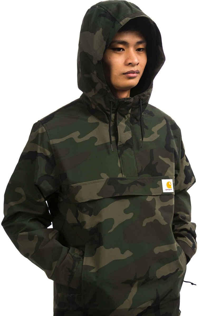 Carhartt WIP Nimbus Pullover Jacke (camo combat green)
