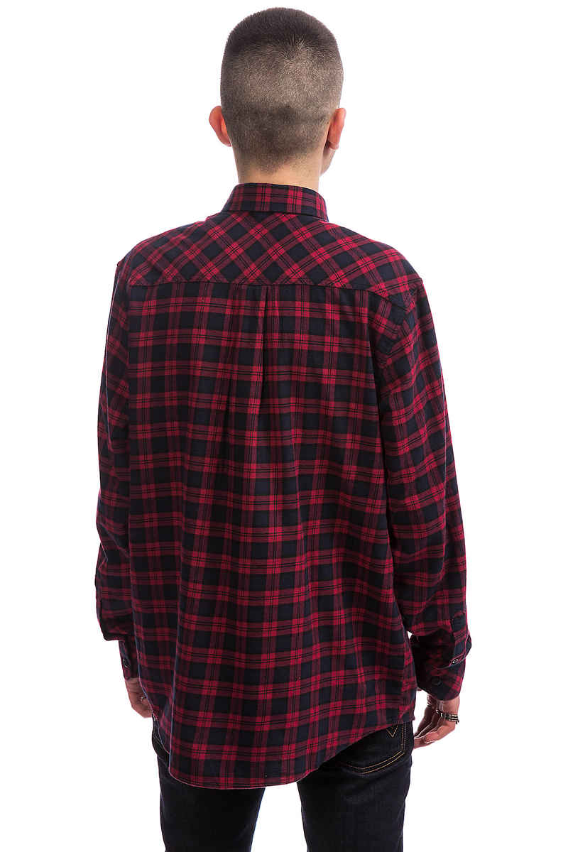 Carhartt WIP Shawn Shirts en Flanelle (shawn check scarlet)
