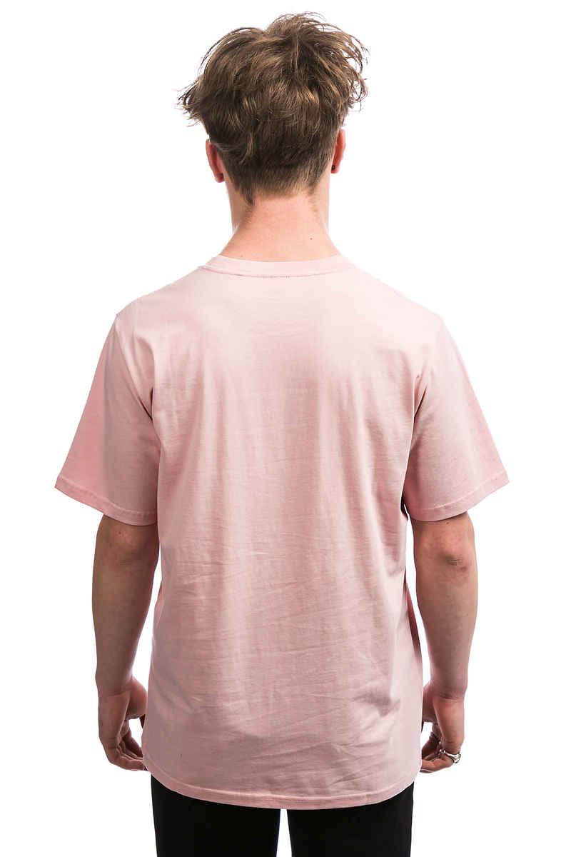 Carhartt WIP Script T-Shirt (sandy rose white)