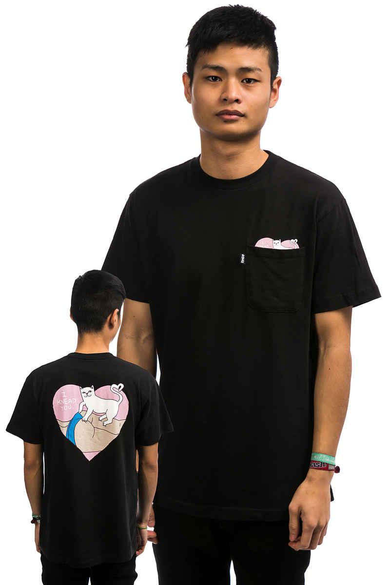 RIPNDIP I Knead You T-Shirt (black)
