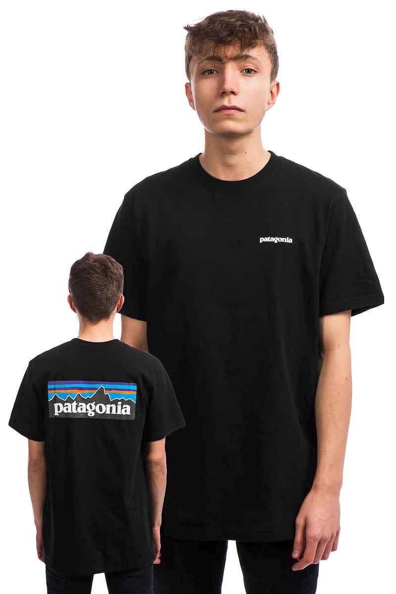 Patagonia P-6 Logo Responsibili T-Shirt (black)