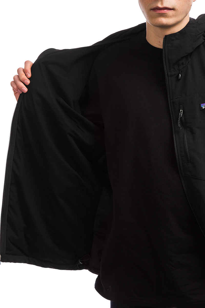 Patagonia Tezzeron Jacke packable (black)