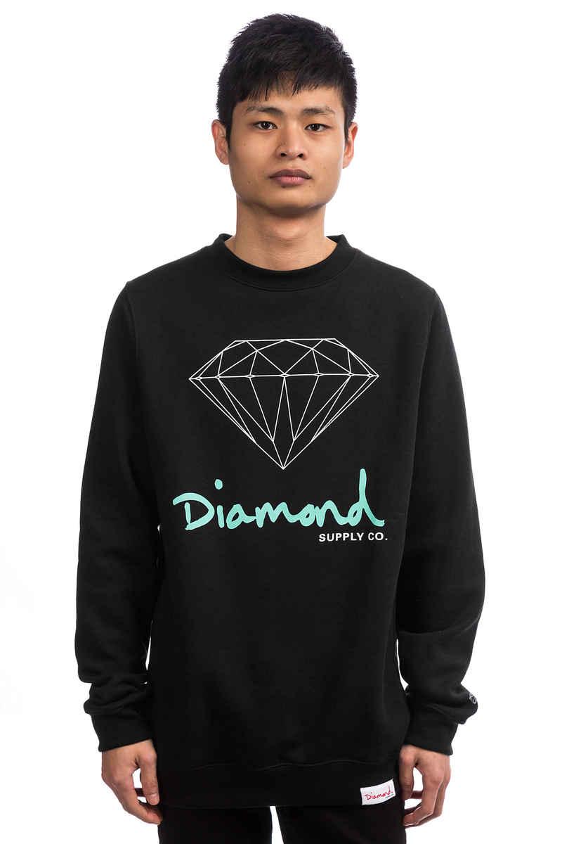 Diamond OG Sign Sweatshirt (black)