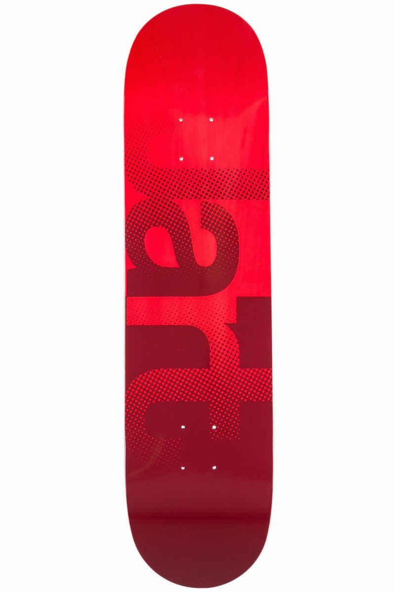 """Jart Skateboards Fog 8"""" Deck (red)"""