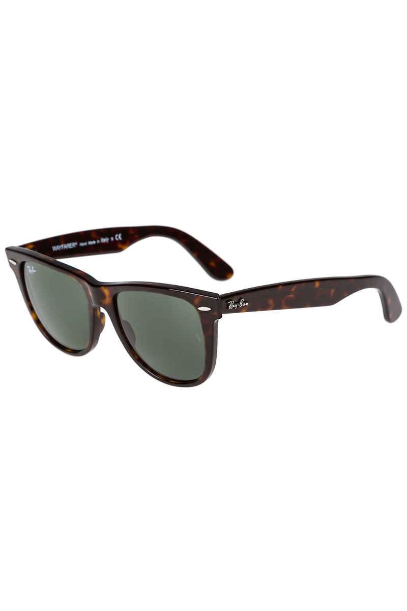 Ray-Ban Wayfarer Sonnenbrille 54mm (tortoise crystal green)