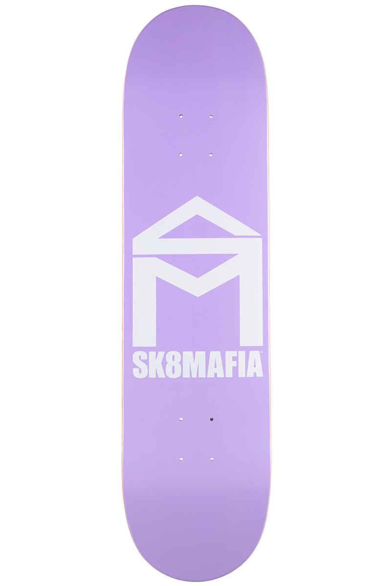"Sk8Mafia House Logo 8"" Tabla (pastel purple)"