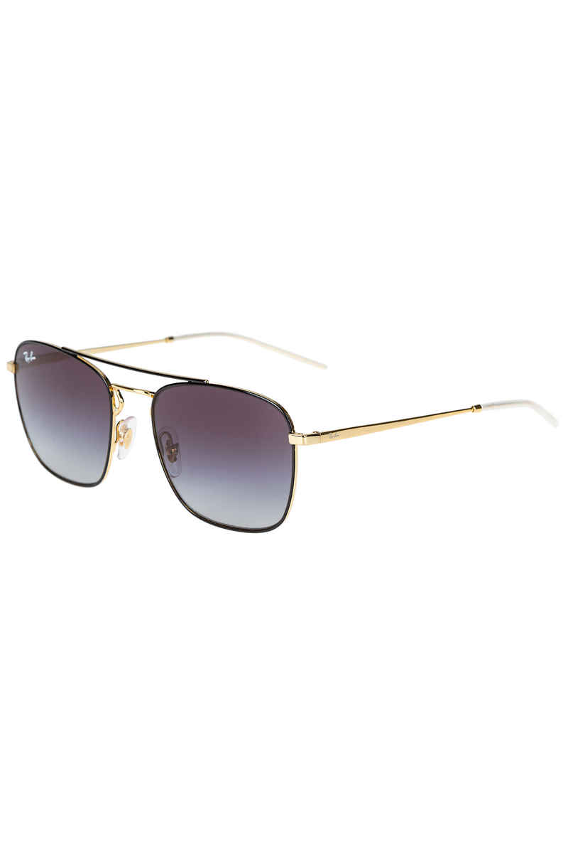 Ray-Ban RB 3588 Lunettes de soleil - gold on top black grey PGYd2s0x4