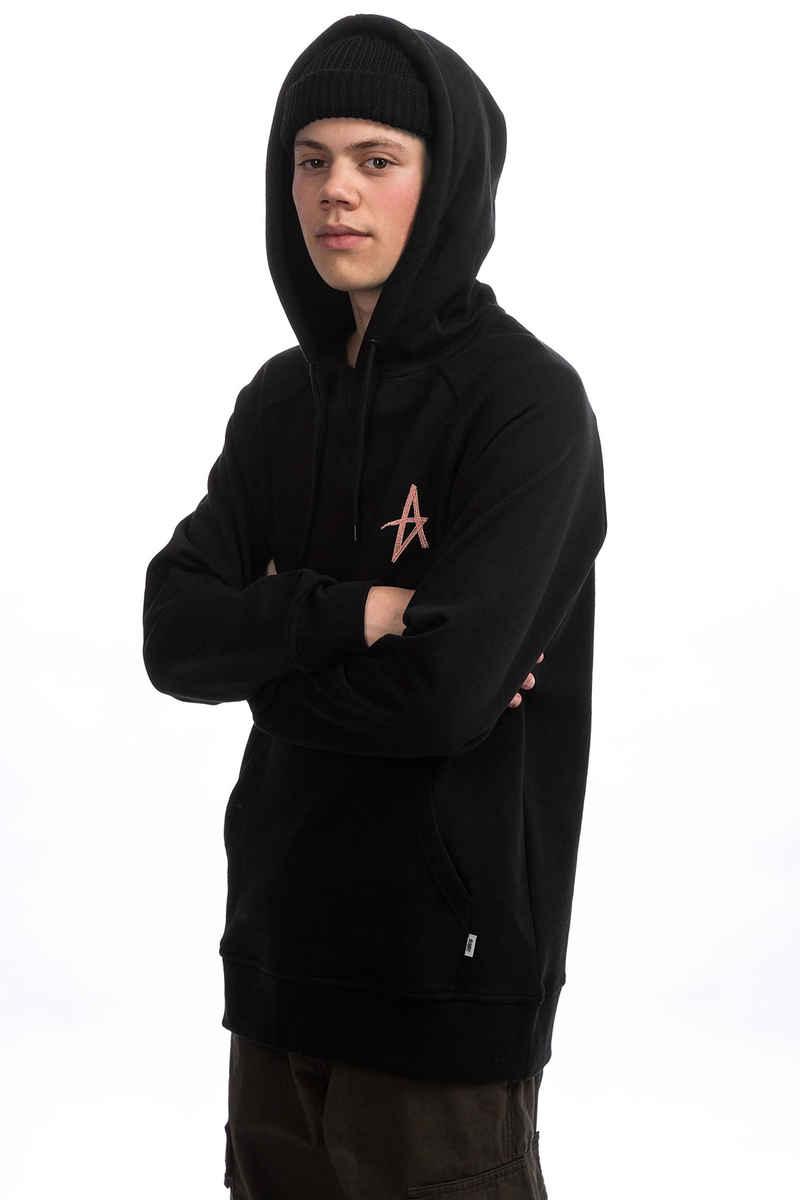 Altamont A Hoodie (black peach)